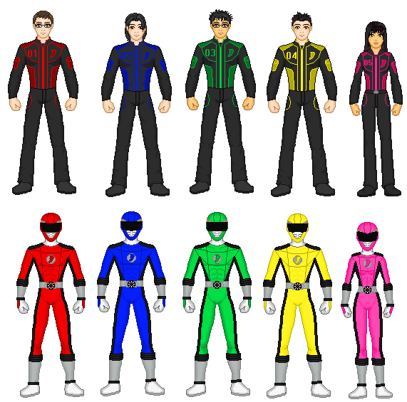 Go Go Power Project!!!!!!! Power_rangers_accel_strike_by_eclipsefw-d2zs66q