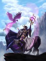 The Sorceress Centaur by CarolMylius