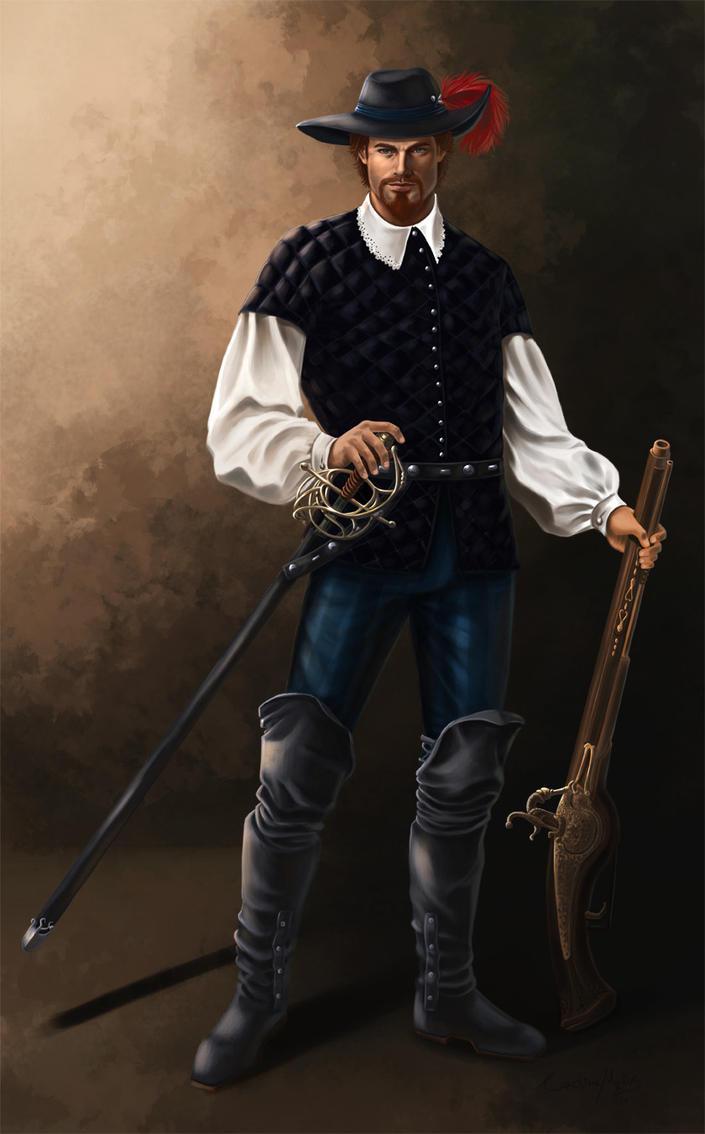 Gerard Von Ost by CarolMylius