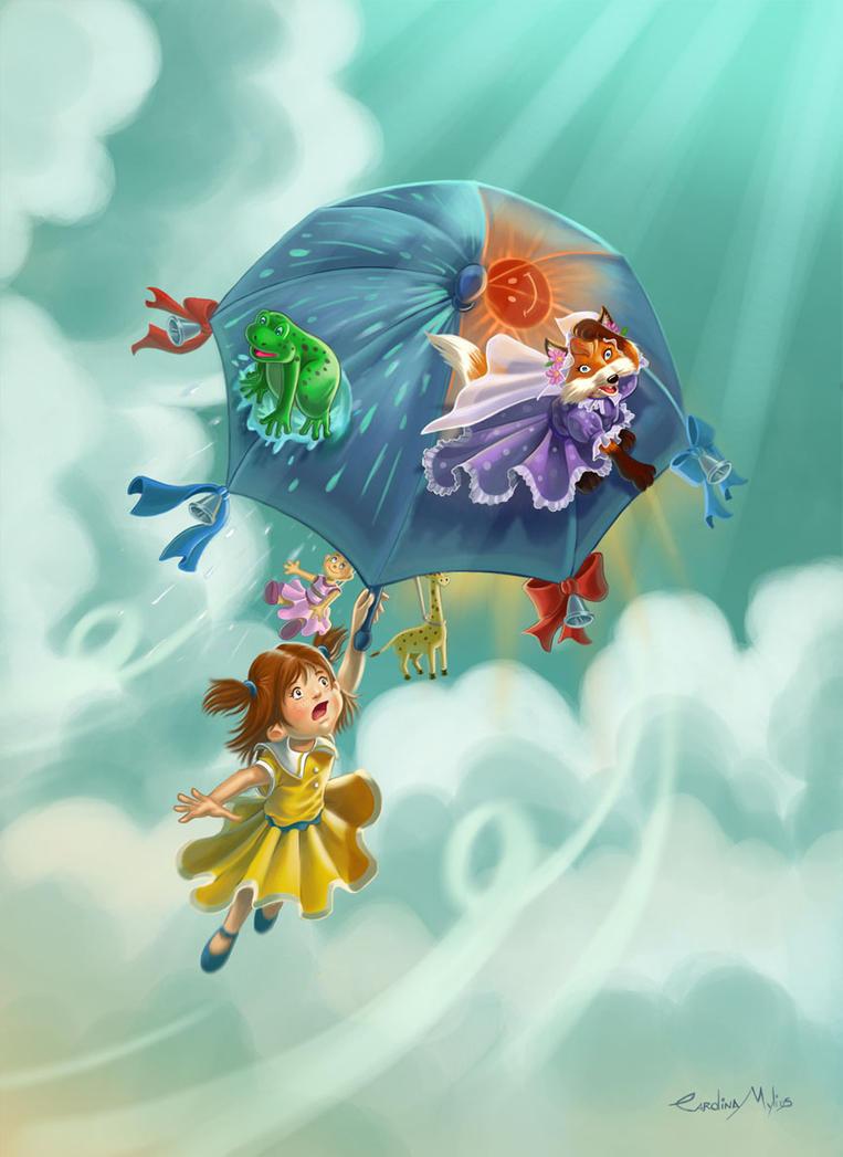 Little Rain by Shantalla