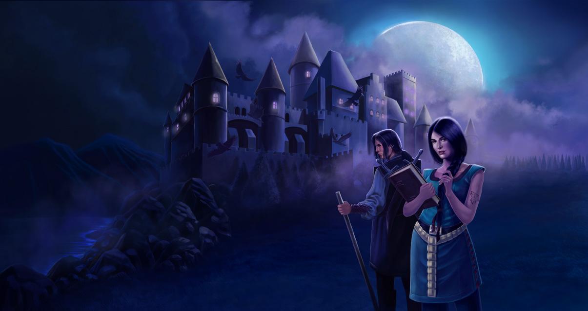 O Castelo da aguias by Shantalla