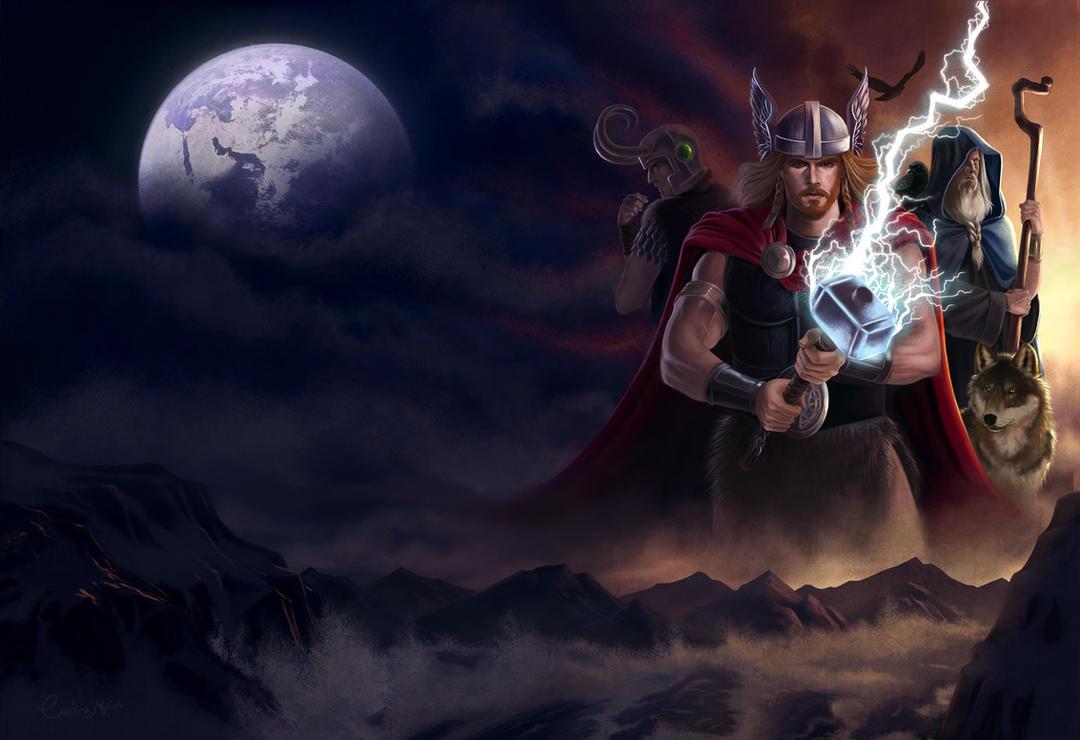 Ragnarok by Shantalla