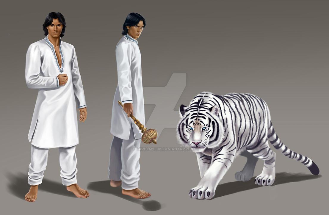 Ren Concept (Tiger's Curse) by CarolMylius