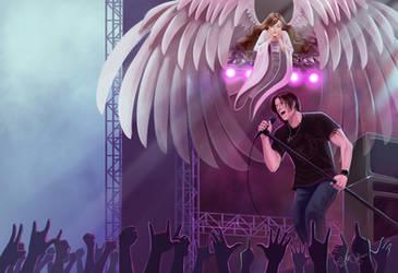 Amateur Angel by CarolMylius