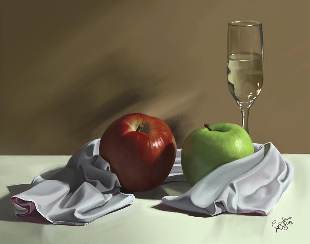 Still Life Study by Shantalla
