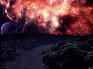 Wolf's fire Dream