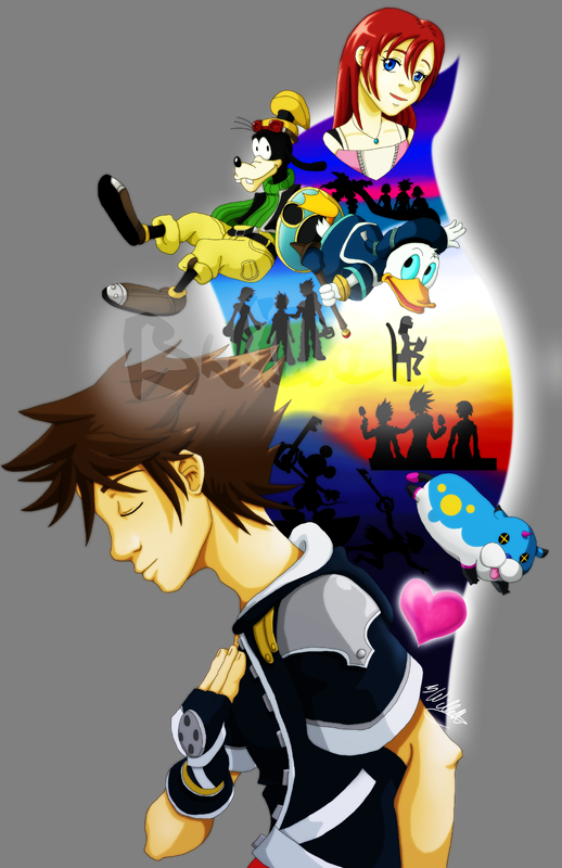 Kingdomhearts by Nasdreks