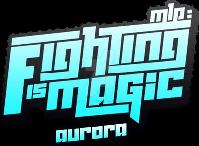 New Fighting is Magic: Aurora Logo