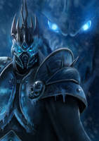 wrath of the lich king by doneplay