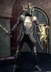 Diablo Warrior