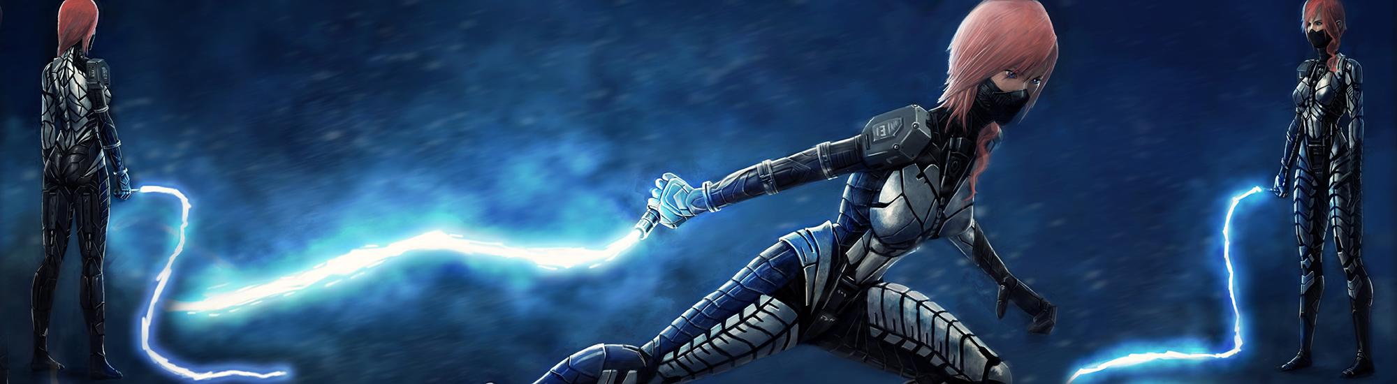 Lightning Returns by doneplay