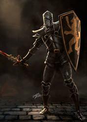 Warrior - Diablo