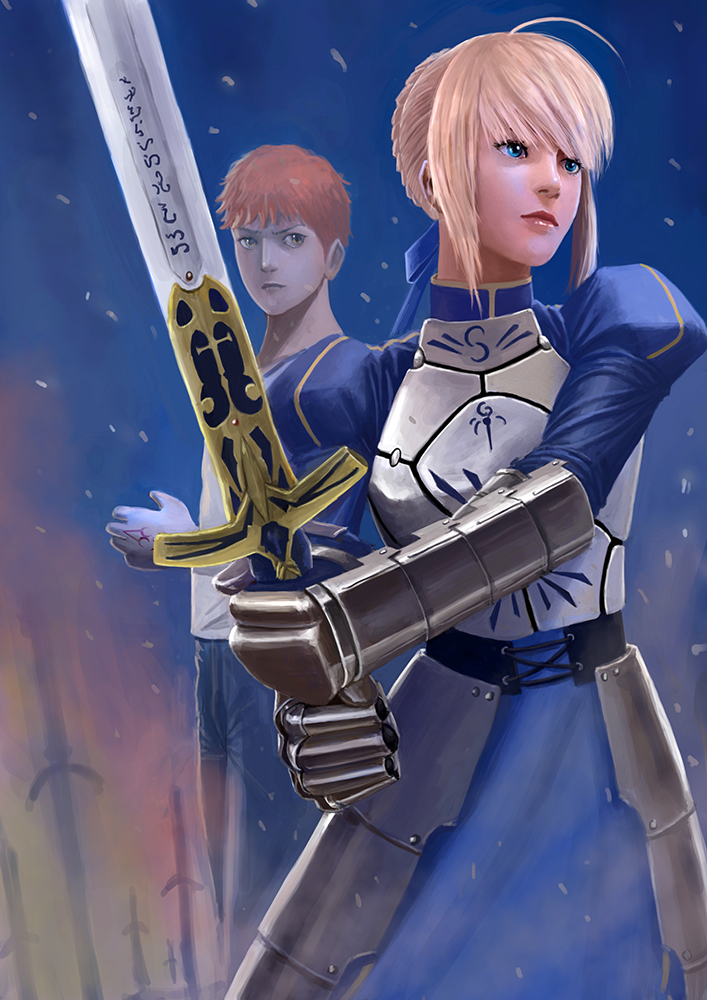 Saber by doneplay