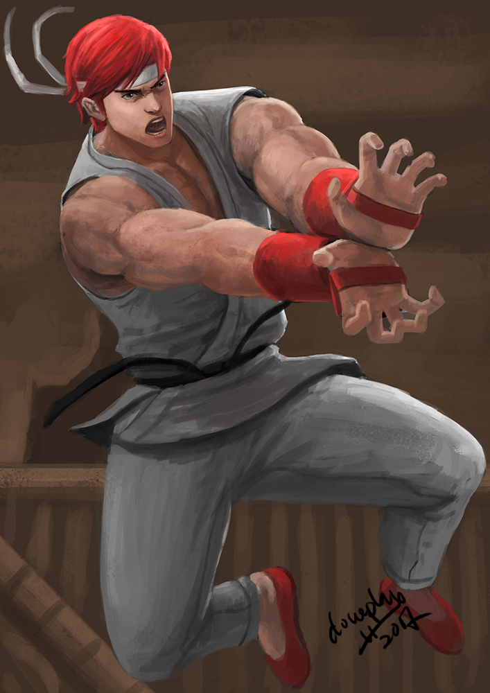 Ryu by doneplay