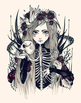 Skulls 'n' Roses.