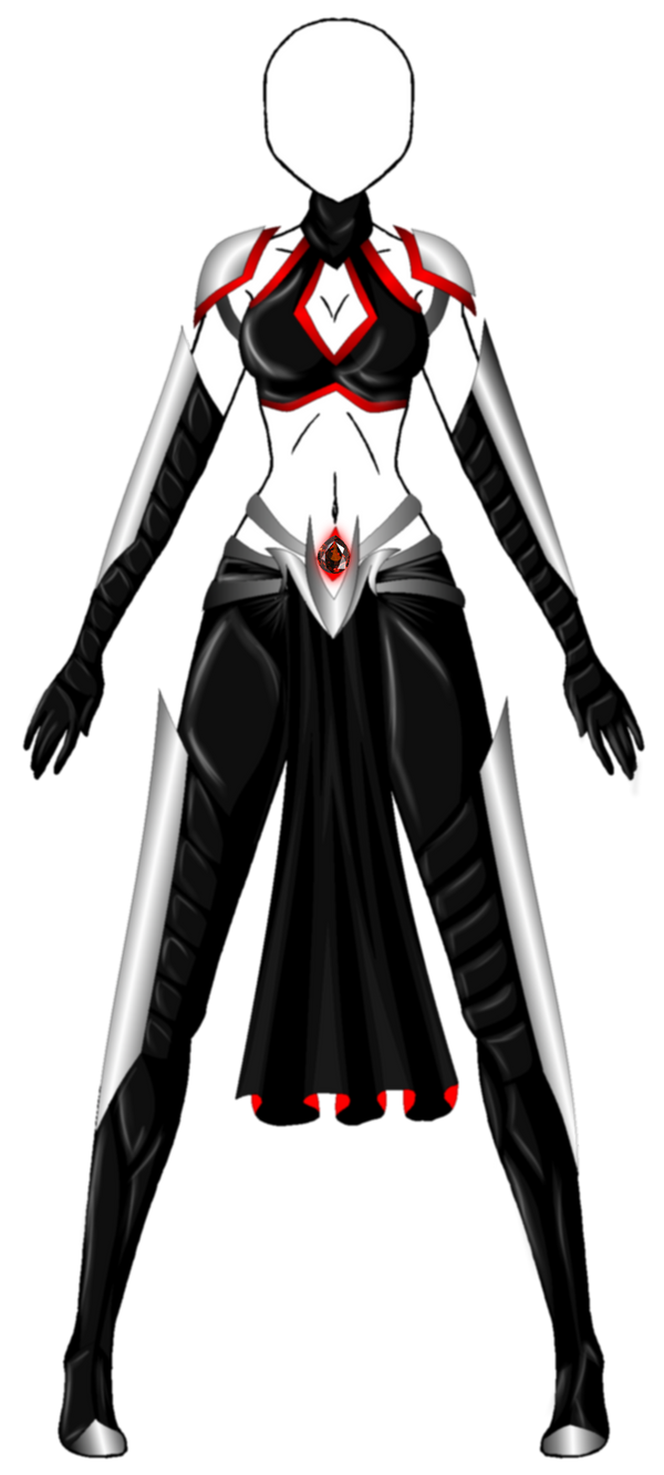 Megaria Assassin design 1 by 2050