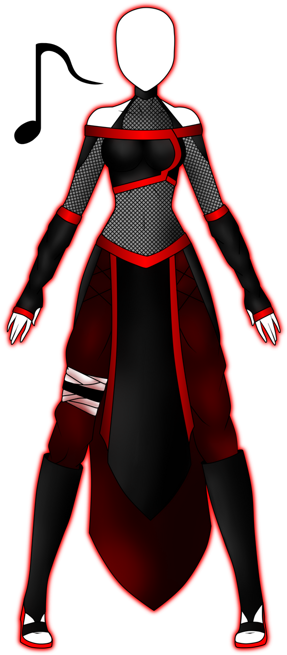 Vulkanau0026#39;s Naruto Outfit by 2050 on DeviantArt