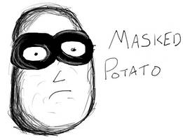 Masked Potato
