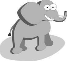 Day 2 - Elephant by Arkholt