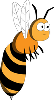 Day 7 - Bee by Arkholt