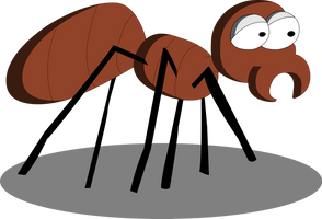 Day 8 - Ant by Arkholt