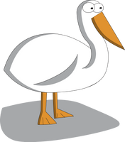 Day 23 - Pelican by Arkholt