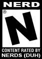 Rated N for Nerd by imajanaeshun