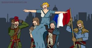 Revolution (Assassin's Creed: Unity) by imajanaeshun