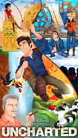 Uncharted Series Poster