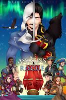 Assassin's Creed: Rogue Poster by imajanaeshun