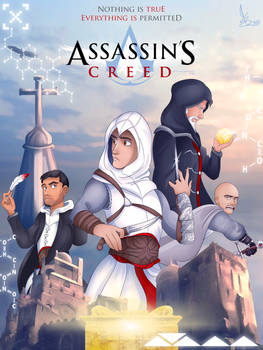 Assassin's Creed (Animated Poster)
