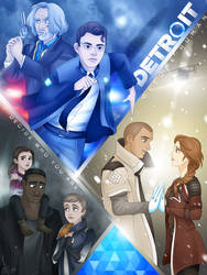 Detroit: Become Human (Animated Poster)