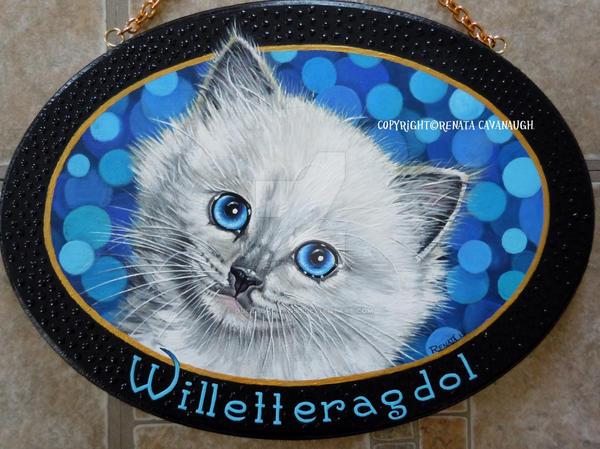 WilletteRagdol by Queenofchaoss