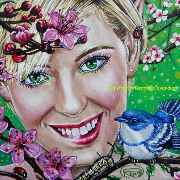 Seasons of Fairy - SPRING by Queenofchaoss
