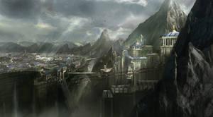 God of war 3 by Jung park by Redenginestudios