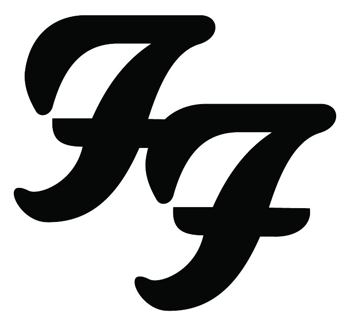 foo fighters logo by wastinglight on deviantart