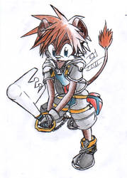 Soniquisation: Sora by The-Simple-Man