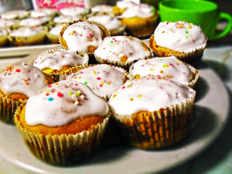 muffins:) by blackkpearl