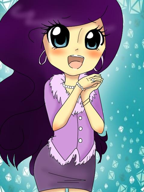 Diamonds, a Pony's Best Friend by mylittlerennie