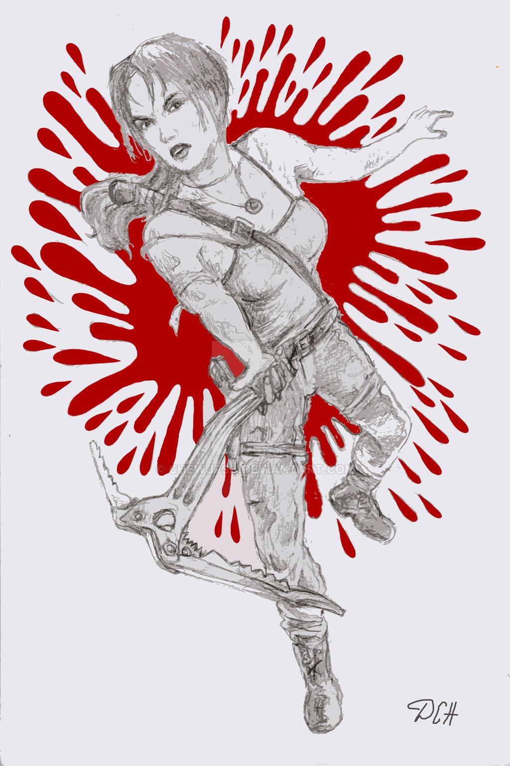 Lara's Swing by chewjfsh
