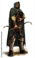 Dragon Age Stuff, Rogue