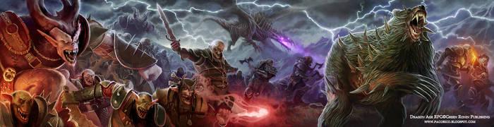 Dragon Age, GM Screen