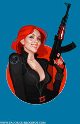 Scarlett Widow by Mancomb-Seepwood