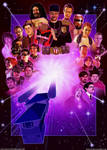 To Boldly Flee Poster