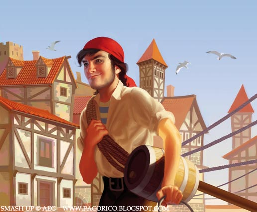 First mate by Mancomb-Seepwood