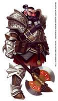 Dragon Age dwarf again