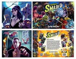 Smash Up previews 2