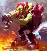 Goblin Bazooka by Mancomb-Seepwood