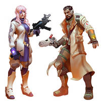 Defiance new characters