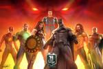 Justice League 2 Fan Art